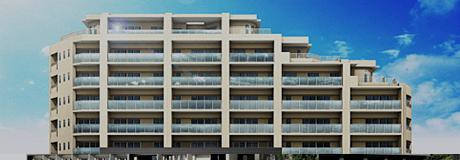 マンション・アパート建築CGパース制作
